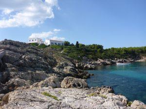Capo Galera - Tauchbasis und Bucht
